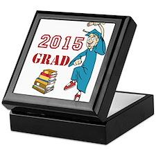 2015 Graduate Celebration Keepsake Box