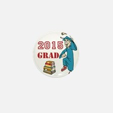 2015 Graduate Celebration Mini Button (100 pack)