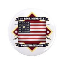 1st Minnesota Volunteer Infantry Button