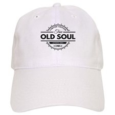 Birthday Born 1985 Limited Edition Old Soul Baseball Cap