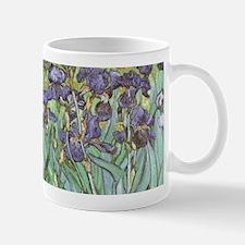 Van Gogh Irises, Vintage Post Impressionism A Mugs