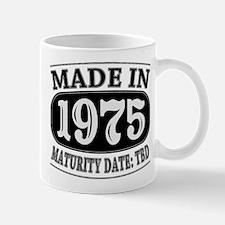 Made in 1975 - Maturity Date TDB Mug