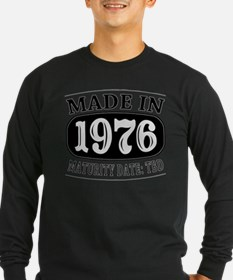 Made in 1976 - Maturity D T