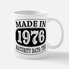 Made in 1976 - Maturity Date TDB Mug