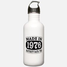 Made in 1976 - Maturit Water Bottle