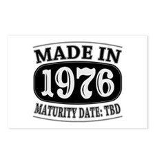 Made in 1976 - Maturity D Postcards (Package of 8)