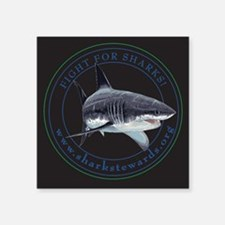 Fight For Sharks Sticker