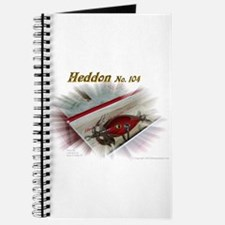 Heddon 104 Journal