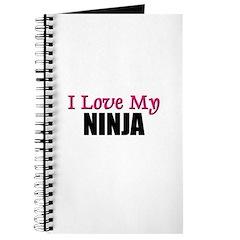 I Love My NINJA Journal