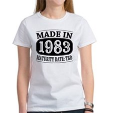 Made in 1983 - Maturity Date TDB Tee