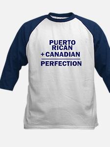 Canadian + Puerto Rican Tee