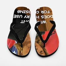 anti hillary clinton Flip Flops