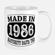 Made in 1986 - Maturity Date TDB Mug