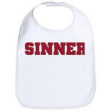 SINNER Bib