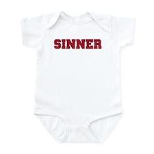 SINNER Infant Bodysuit