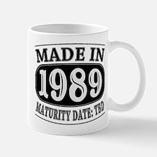 Made in 1989 - Maturity Date TDB Mug