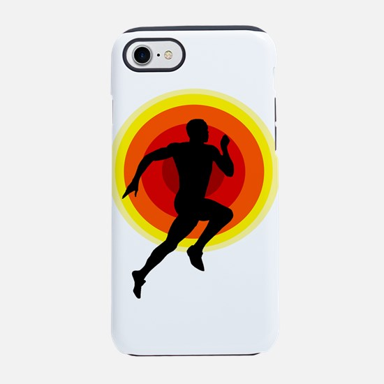 Runner iPhone 7 Tough Case