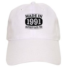 Made in 1991 - Maturity Date TDB Baseball Cap