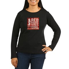 Red State Girl T-Shirt