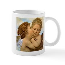First Kiss by Bouguereau Mugs