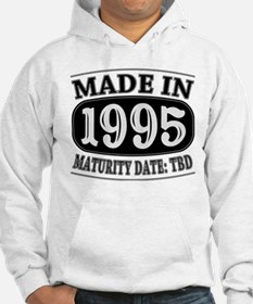 Made in 1995 - Maturity Date TDB Hoodie