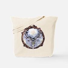Elk hunter spirit Tote Bag