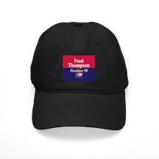 """""""Fred Thompson for President"""" Baseball Hat"""