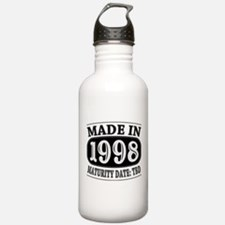 Made in 1998 - Maturit Water Bottle