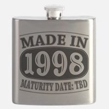 Made in 1998 - Maturity Date TDB Flask