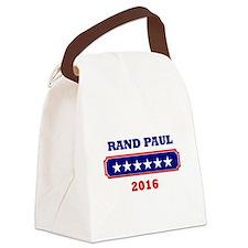 Cute Rand paul president Canvas Lunch Bag