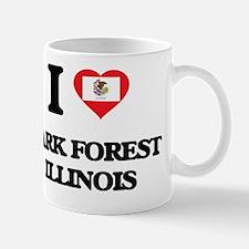 I love Park Forest Illinois Mug