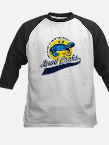 Land Crabs Law Baseball Jersey