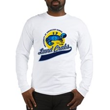 Land Crabs Law Long Sleeve T-Shirt