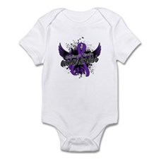 Alzheimer's Awareness 16 Infant Bodysuit