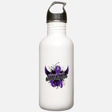 Alzheimer's Awareness Water Bottle