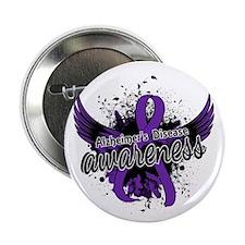 """Alzheimer's Awareness 16 2.25"""" Button"""