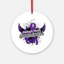 Alzheimer's Awareness 16 Ornament (Round)