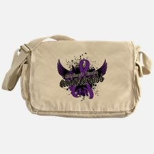 Alzheimer's Awareness 16 Messenger Bag