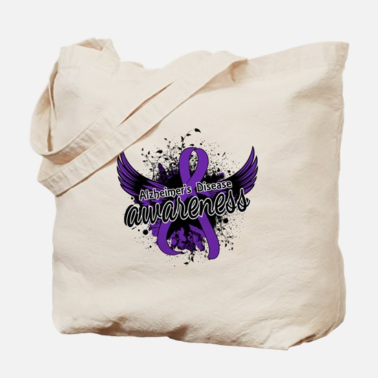 Alzheimer's Awareness 16 Tote Bag