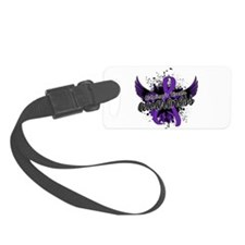 Alzheimer's Awareness 16 Luggage Tag