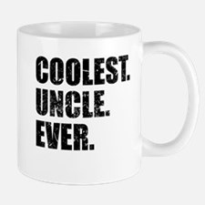 Coolest. Uncle. Ever. Mugs
