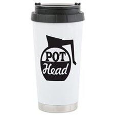 POT HEAD Travel Mug