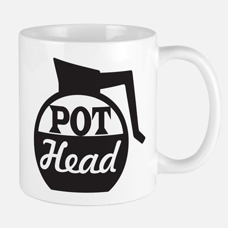 Pot Head Mugs
