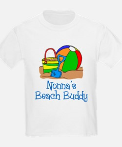 Nonna's Beach Buddy T-Shirt