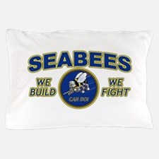 Seabees Pillow Case