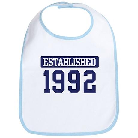 Established 1992 Bib