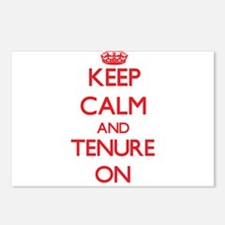 Keep Calm and Tenure ON Postcards (Package of 8)