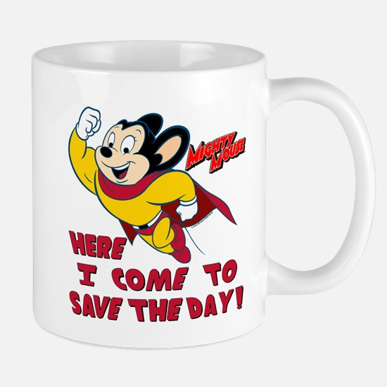Mighty Mouse Save Mugs