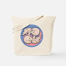 Twin Yang II Tote Bag