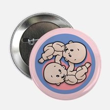 """Twin Yang II 2.25"""" Button"""